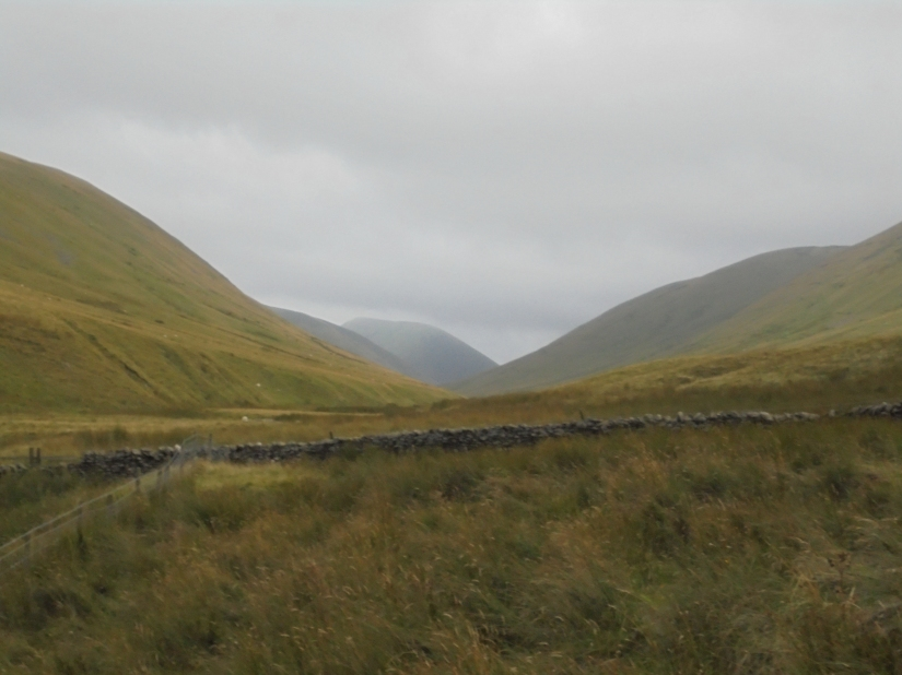 The Bowderdale Washout – The Howgills