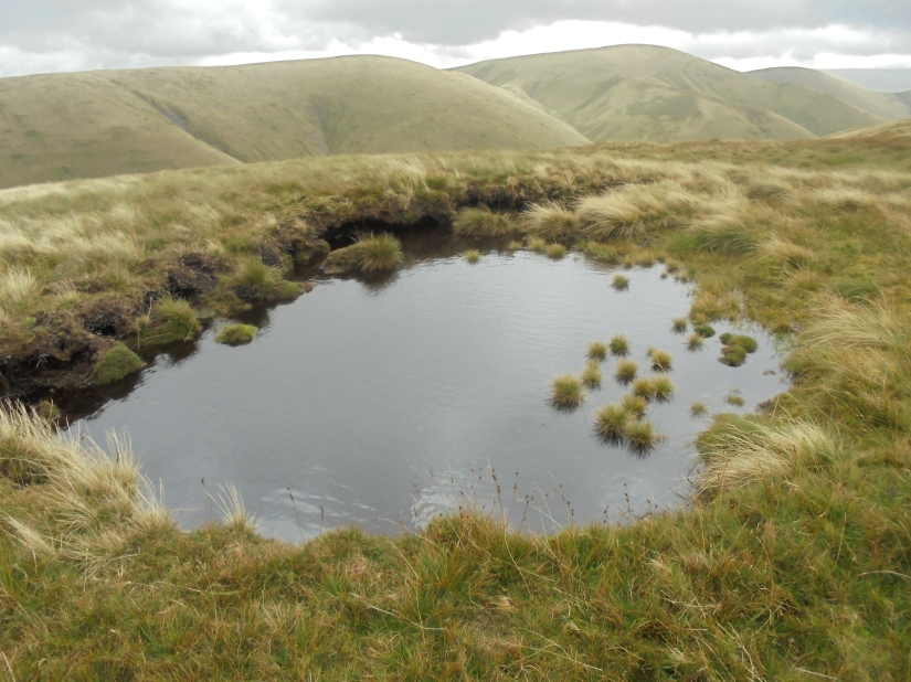 THE BOWDERDALE  & THE CALF HORSESHOE – THE HOWGILLS – WESTMORLAND