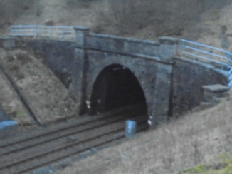 Shotlock Tunnel, Settle-Carlisle line